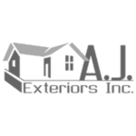 Official Company Logo of AJ Exteriors